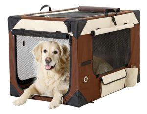 Hundetransportbox für mittlere Hunde von Karlie