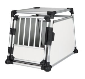 Hundetransportbox aus Aluminium Trixie